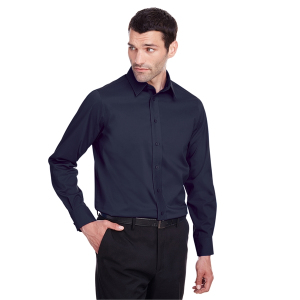 Devon & Jones Men's Crown Collection™ Stretch Broadcloth Slim Fit Shirt